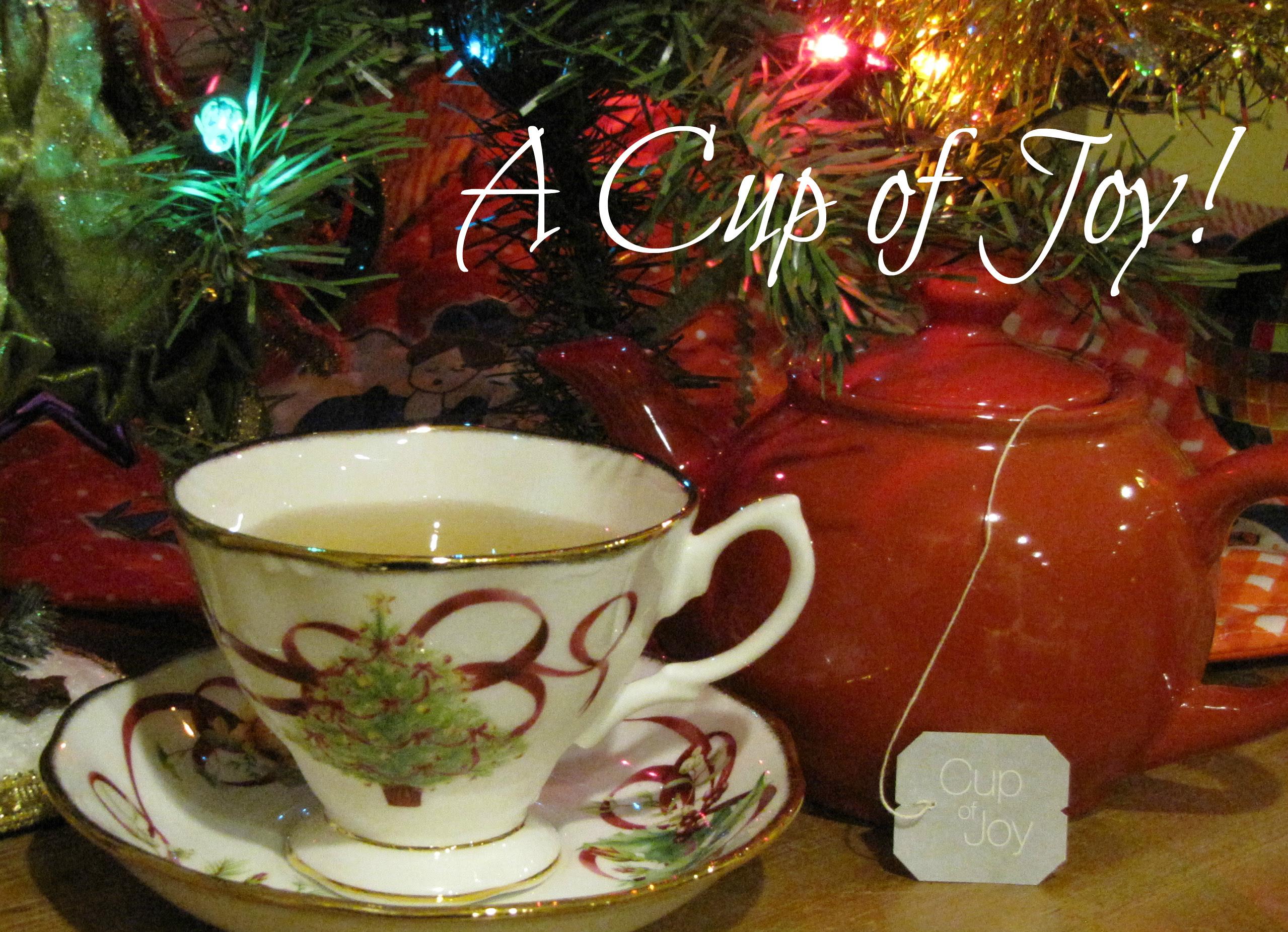 A Cup of Joy