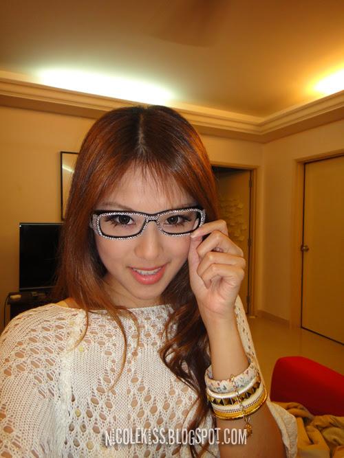 bling glasses