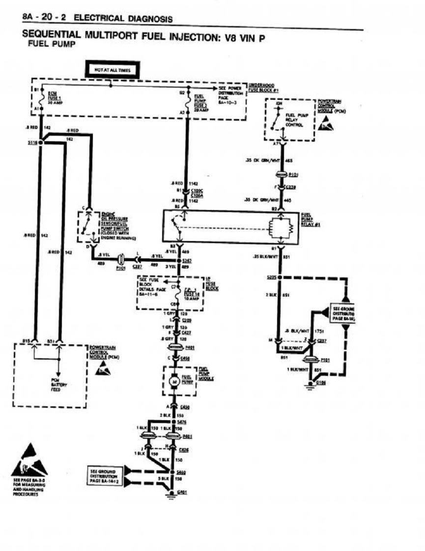 2003 Ford E 450 Fuse Diagram