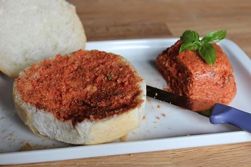 Veggie Steak Tartare