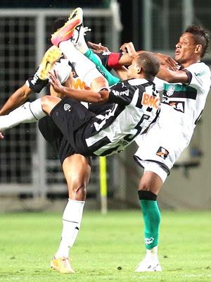 Atlético-mg X Figueirense (Foto: Cristiane Mattos / Futura Press)