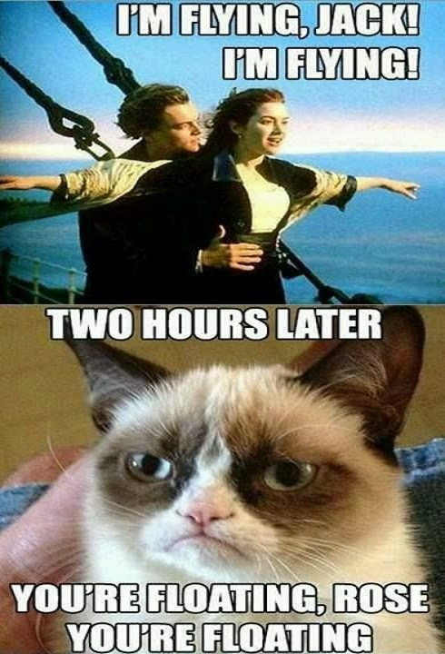 Titanic Meme  Funny Pictures, Quotes, Memes, Jokes