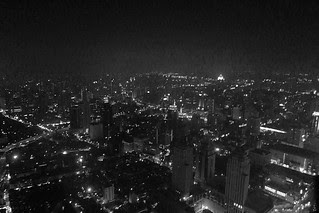 Bangkok - Skyline night