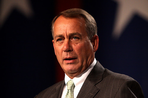 John Boehner 3 SC How Whistle Blowers Flipped Boehner on Holder
