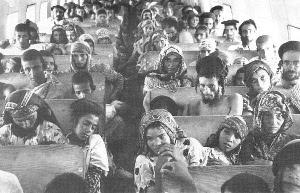 L'operazione Salomone, che condusse in Israele gli ebrei yemeniti dopo la fondazione dello Stato ebraico.