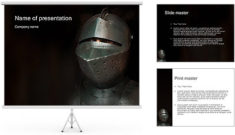 Gvido jaunzems google medieval knight powerpoint template toneelgroepblik Choice Image