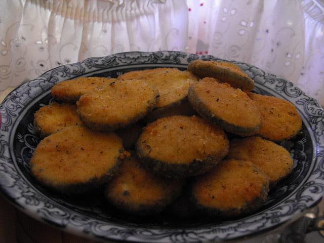 Fried Zucchini 2