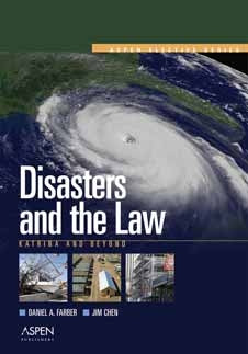 Disaster law book