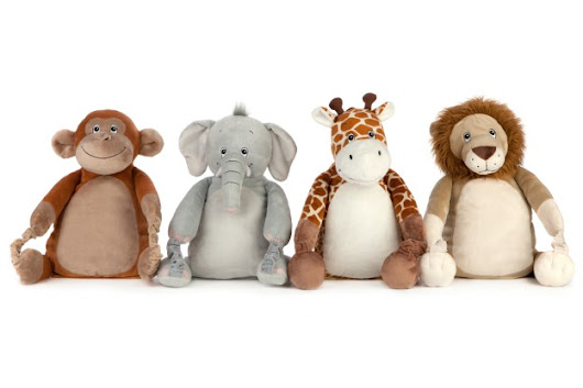 Cuddly BoBo Buddies Are On The Way To Victoria James
