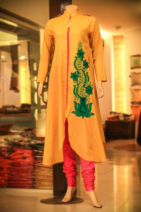 Casual-Lawn-Womens-Girls-Kurta-Kurti-Collection-2013-by-Thredz-for-Ladies-9