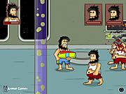 Jogar Hobo 5 space brawl Jogos