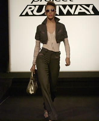 INC/ Project Runway Jacket - Trouser - Tee
