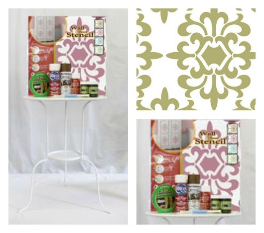 stencil ease home decor grand prize giveaway