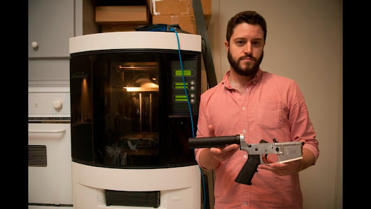 An AR-15 in Every Home: 3D Gun Printer Cody Wilson on Resistance, Trump, the Media, & More - YouTube