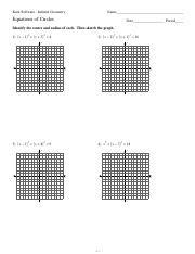 Exam 1-Logic - Durbec Geometry Exam #1-Logic NAME: 1.