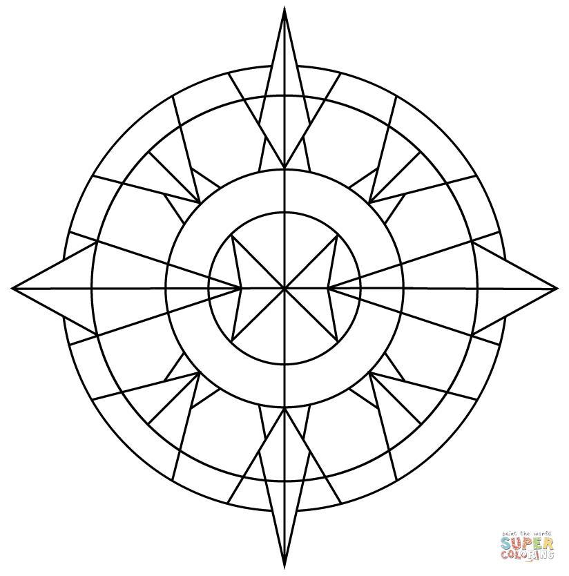 Kaleidoscope Drawing at GetDrawings   Free download