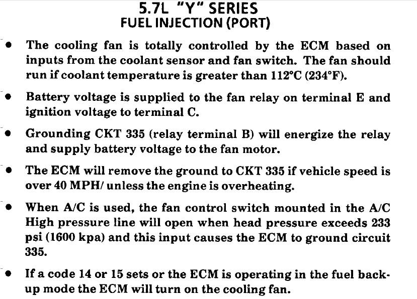 1984 Corvette Cooling Fan Relay Wiring Diagram Similiar Cooling Fan Relay Location Keywords Wiring Diagrams And Pinouts Com Corvette Cooling Fan Wiring Diagram Images