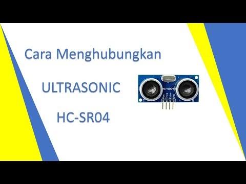 Cara Menggunakan Sensor Ultrasonic HC-SR04