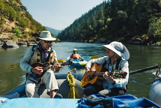 Bluegrass on Whitewater | Northwest Rafting Company