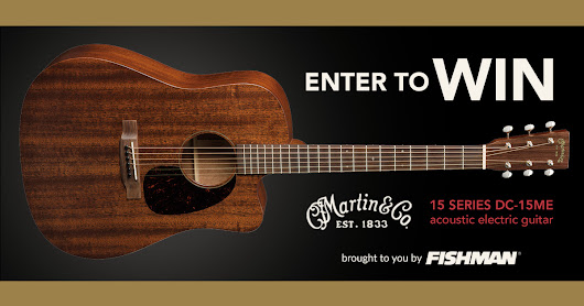 Win a Martin in May!