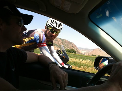 Stage 4 Tour of Utah by Team Exergy