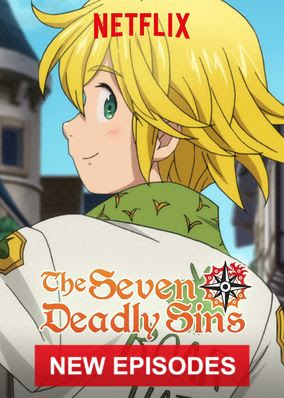 Seven Deadly Sins, The - Season Revival of The Commandments