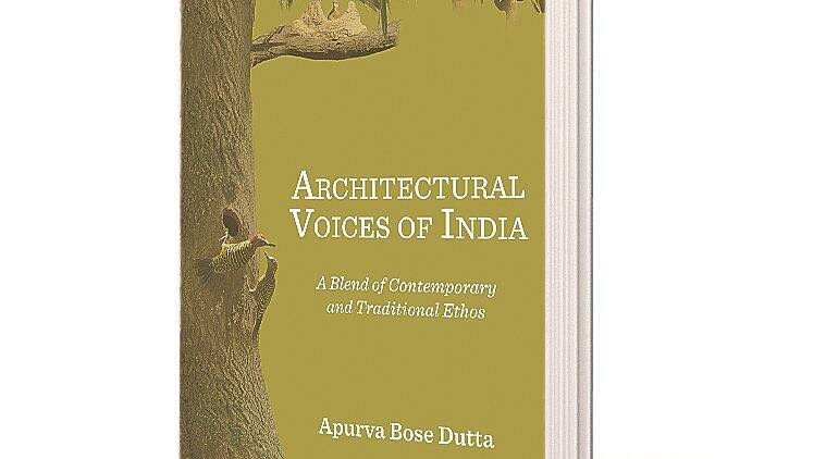 book on Indian architecture and design