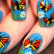 Butterfly Nails Playlist | DIY Butterflies Hand painted FULL Nail Art Design Tutorials for all DIY nail art addicts! - YouTube