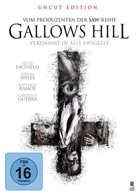 Gallows Hill - Verdammt in alle Ewigkeit