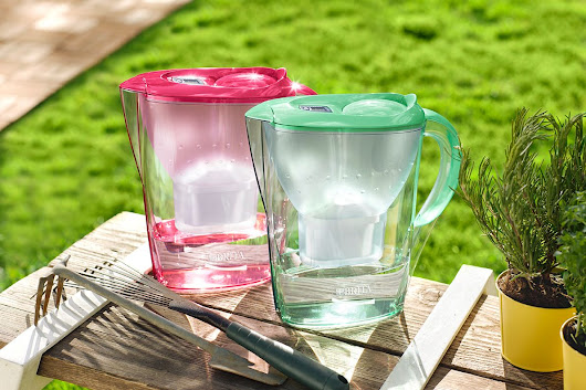 The Crazy Kitchen: Better with BRITA - WIN a Merella Water Jug