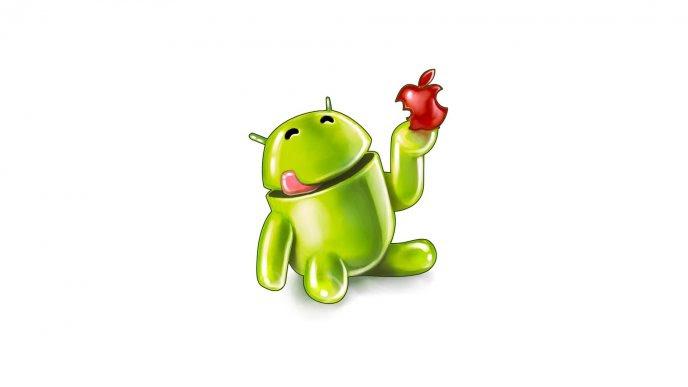Unduh 600+ Wallpaper Apple Eating Android HD Terbaik
