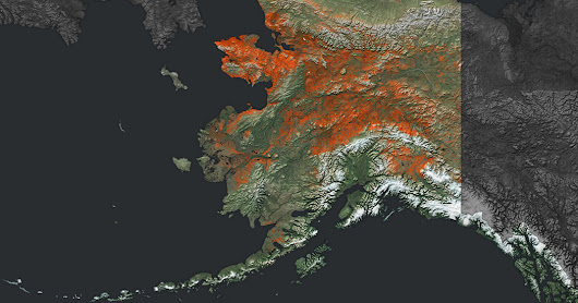 Alaska's Permafrost Is Thawing