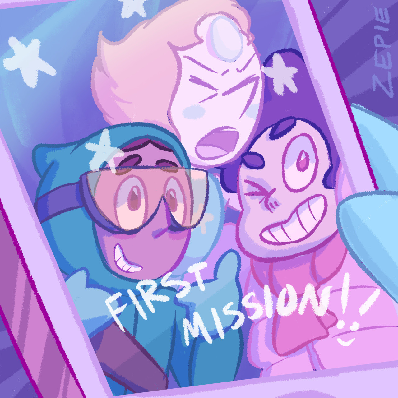 This episode was so cute! Also Pearl still looks beautiful even if shes not prepared for it