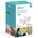 TP-LINK KP100 Kasa Wi-Fi Smart Plug Slim Edition (2 Pack)