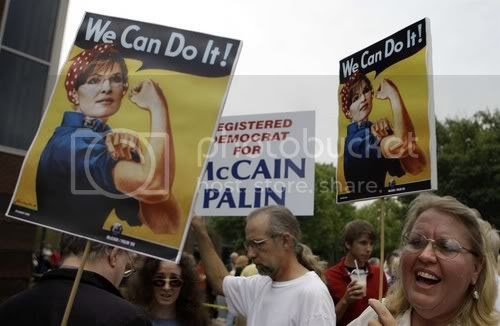 Palin Can Do It !