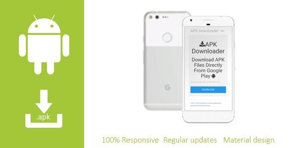 Google Play APK Downloader v1.4