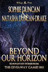 Beyond Our Horizon by Sophie Duncan & Natasha Duncan-Drake Front Cover