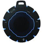 iLive ISWB157BU Waterproof Bluetooth Speaker Black & Blue