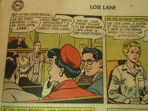 """Superman's Girlfriend Lois Lane"" #52 003"