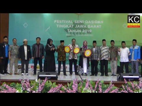Penutupan Festival Seni Qosidah Tingkat Jawa Barat