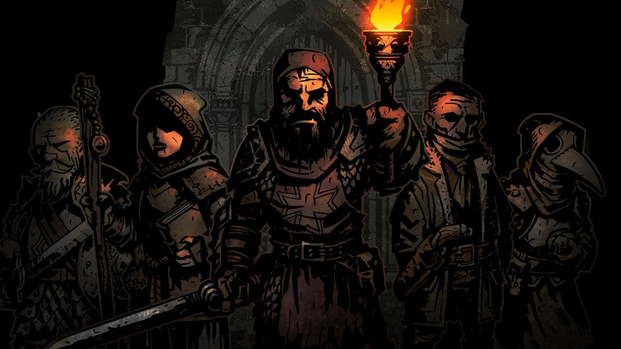 Image result for darkest dungeon