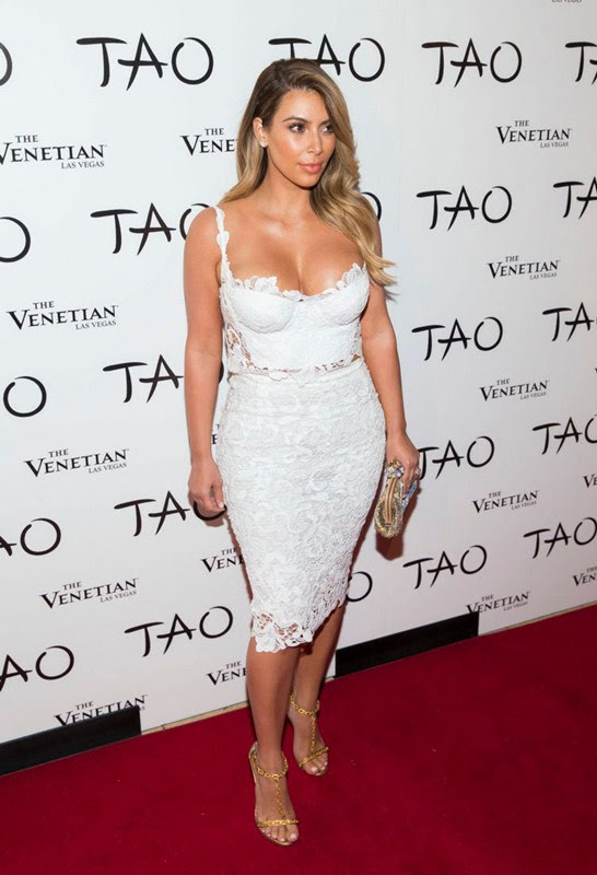 Kim Kardashian Birthday Party 136990