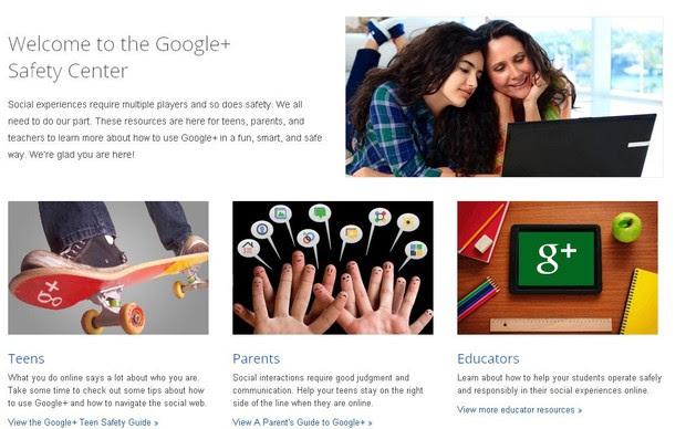 Agora é possível criar contas para maiores de 13  anos no Google+ (Foto: Reprodução)