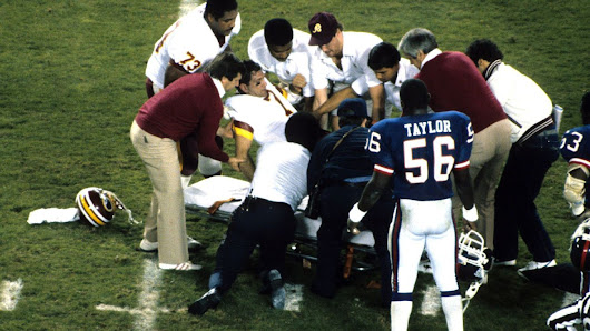 Ten things you might not know about Joe Theismann's injury on Monday Night Football 30 years ago