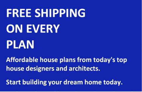 House Plans - Home Blueprints and House Floor Plans