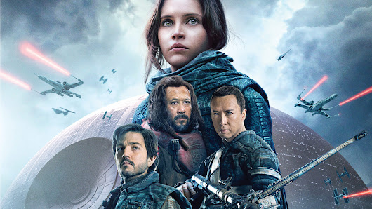 Rogue One hits digital March 24, Blu-ray April 4