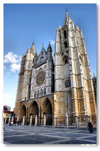 Catedral de León by VRfoto