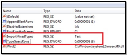 Issues while Importing data from Excel to SQL using SSIS - 2 - Alphanumeric data in a column