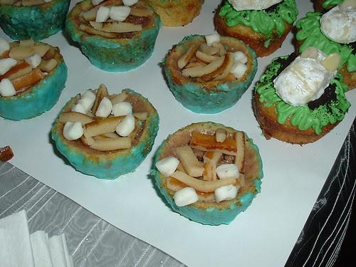 poutine cupcakes