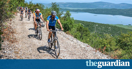Bosnia's new cycle trail is a big 'open-air museum' | Travel | The Guardian
